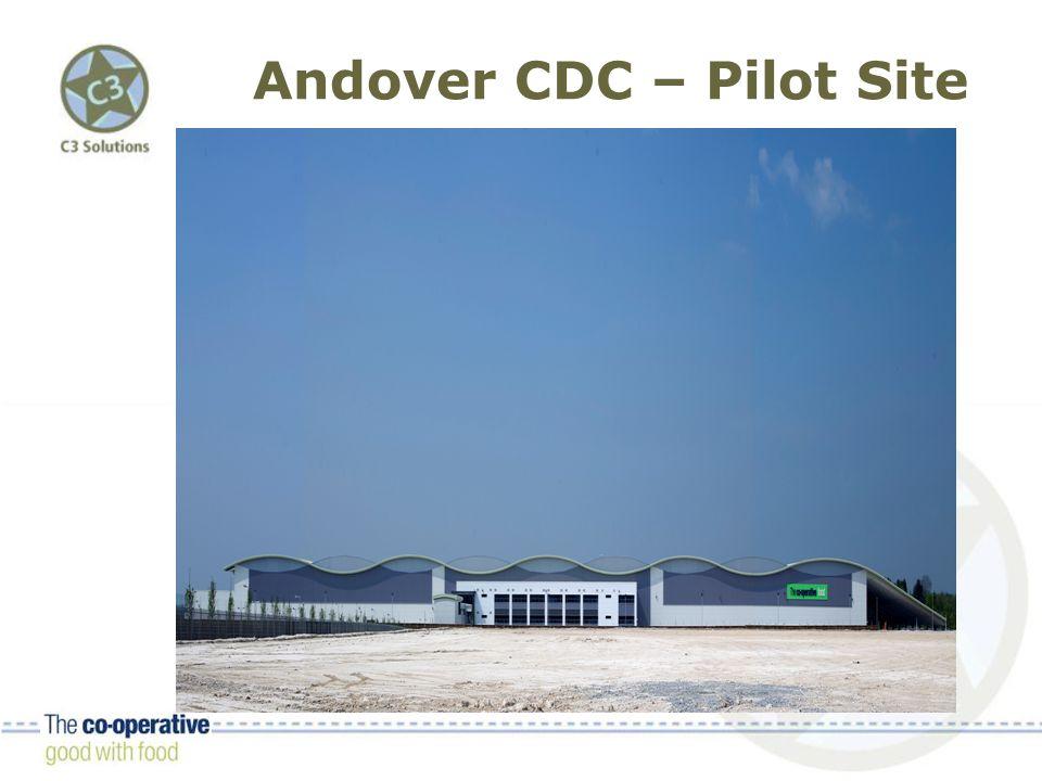Andover CDC – Pilot Site