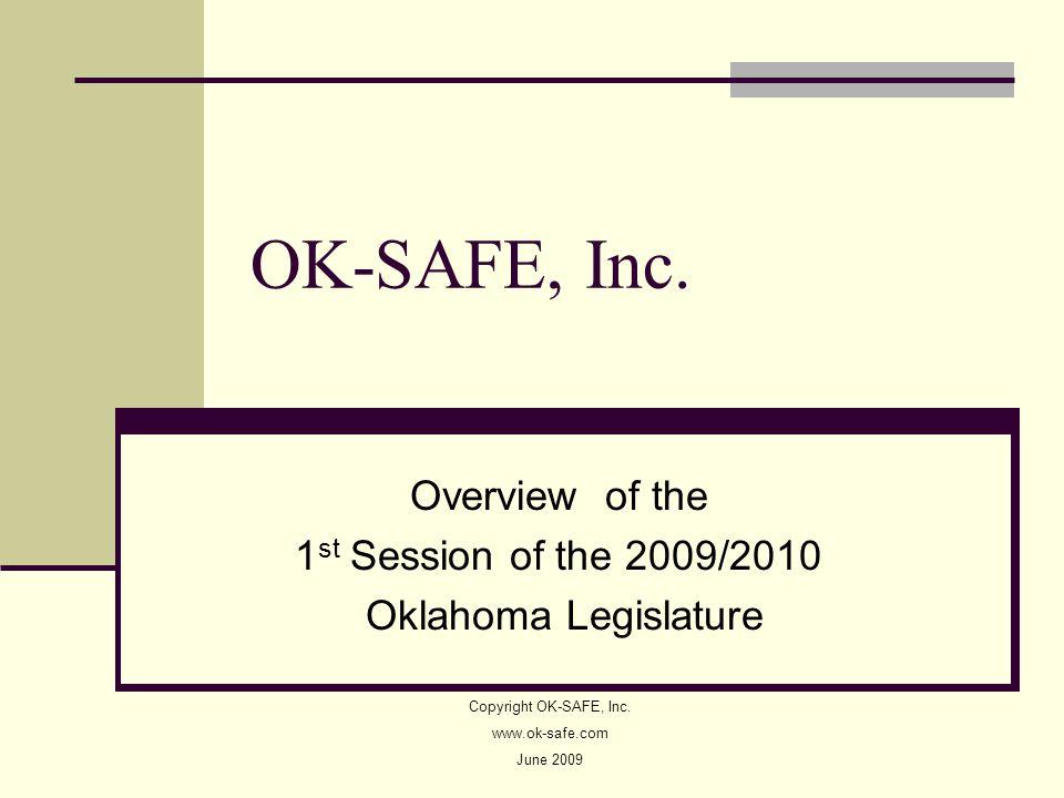 OK-SAFE, Inc.