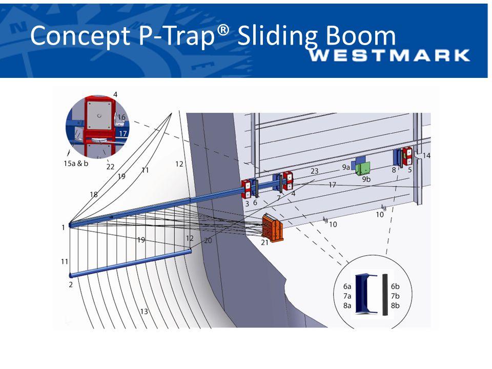 Concept P-Trap® Sliding Boom