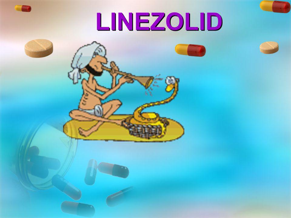 LINEZOLID LINEZOLID