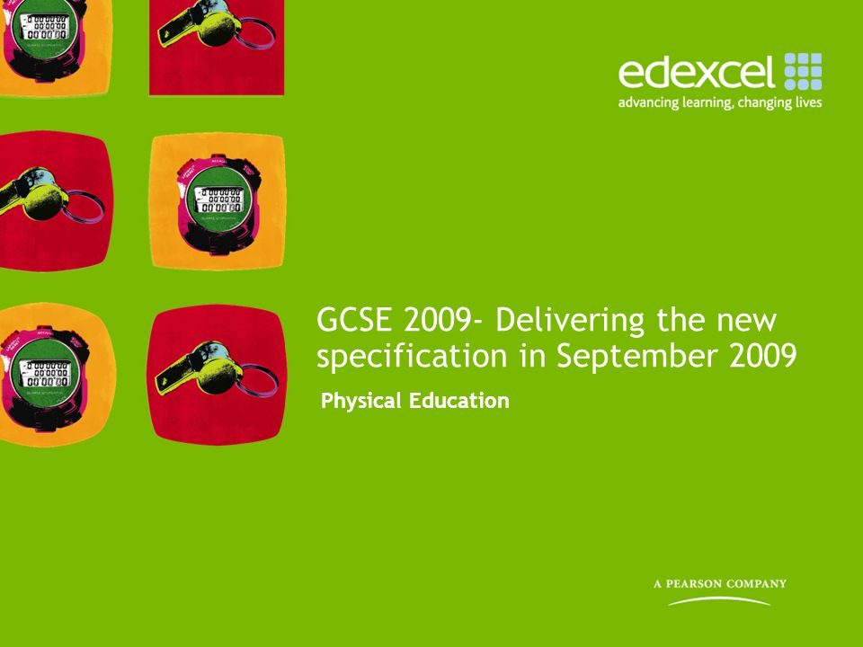 GCSE PE 2009 FULL COURSE OVERVIEW GCSE PE 2009 FULL COURSE UNIT 1 Theory of PE 1 X 80 40% UNIT 2.1 Practical Activities 4 X 10 48% UNIT 2.2 Analysis of Performance 1 x 20 12%