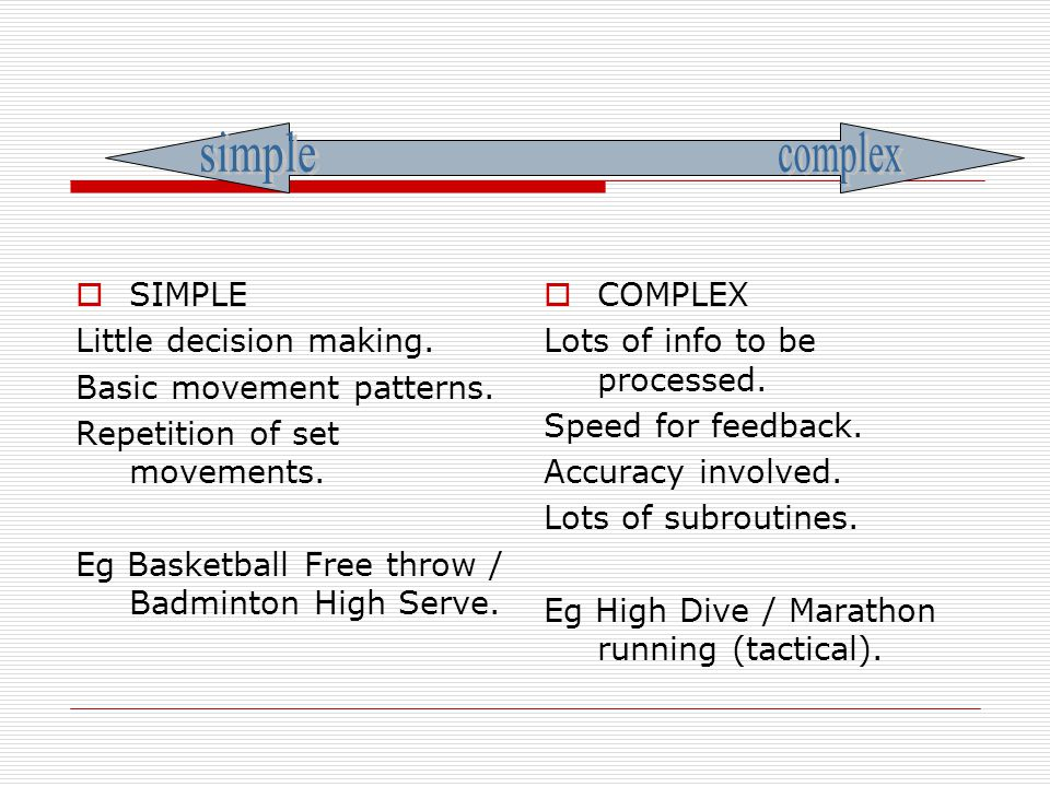 Movement Analysis PHASE OF ACTION FEATURES OF 'MODEL PERFORMANCE' MY PERFORMANCE Recovery • Racquet comes down and across body in recovery phase.