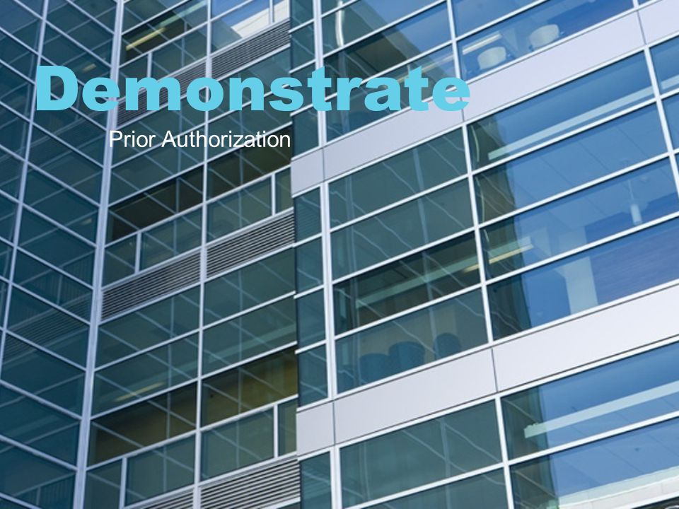 Prior Authorization via Web interChange February 20117 Prior Authorization via Web interChange