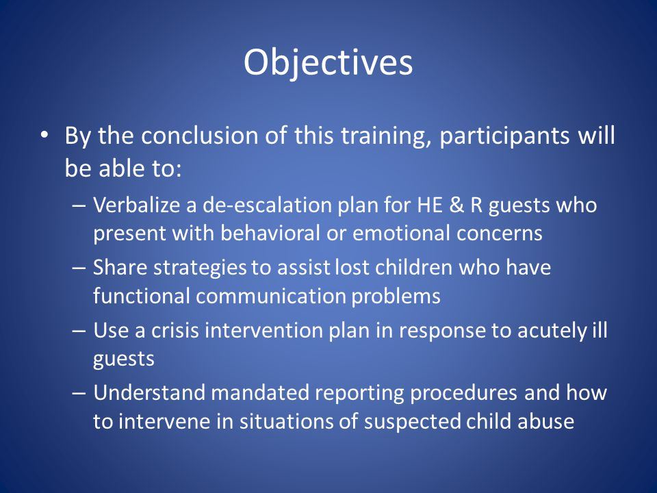 Mandated Reporting Laws in PA As employees of HE & R, you have a legal and ethical responsibility to report suspected child abuse to appropriate authorities.