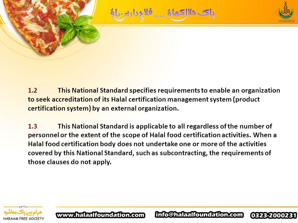 11.Application for Halal Certification