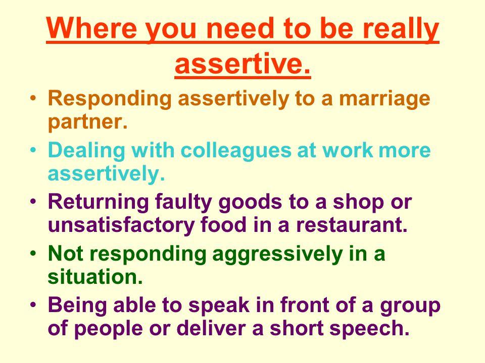 How to Assert .