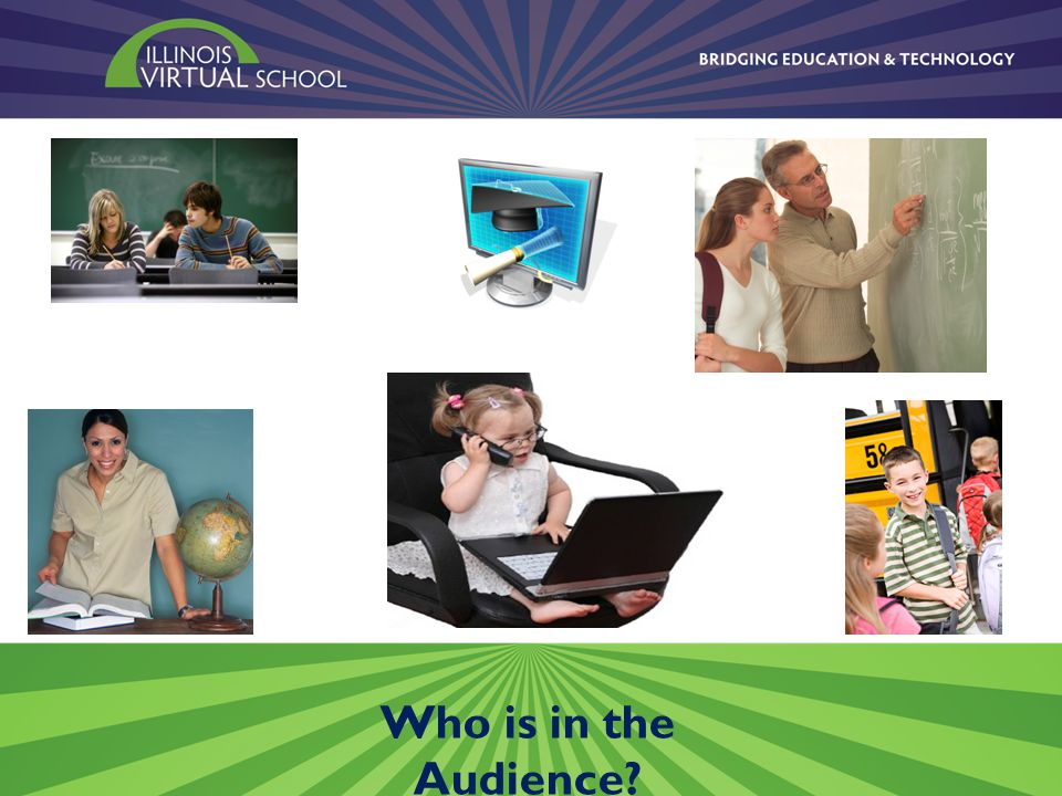 Illinois Virtual School (IVS) IVS 5-12 Operation Enhancing Educational Opportunities in Partnership with Local Schools IVS-PD Online Professional Development Delivery System for Educators Illinois Virtual School (IVS) is a State Virtual School Program