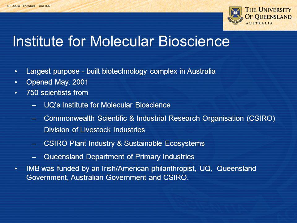 Faculty website www.bacs.uq.edu.au Study Science Websitewww.uq.edu.au/science Science scholarships www.bacs.uq.edu.au/scholarships PASS Program www.bacs.uq.edu.au/undergraduate Important Websites