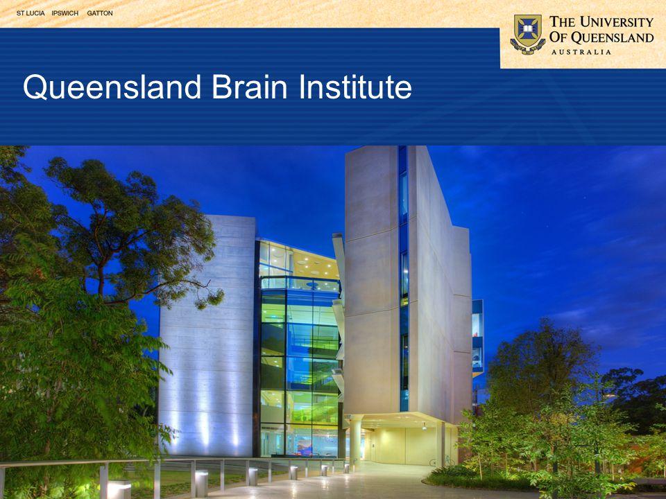 Thank you Further Information: Faculty of Biological & Chemical Sciences Phone: +61 7 3365 1888 Email: science.enquiries@uq.edu.au Website: www.bacs.uq.edu.au