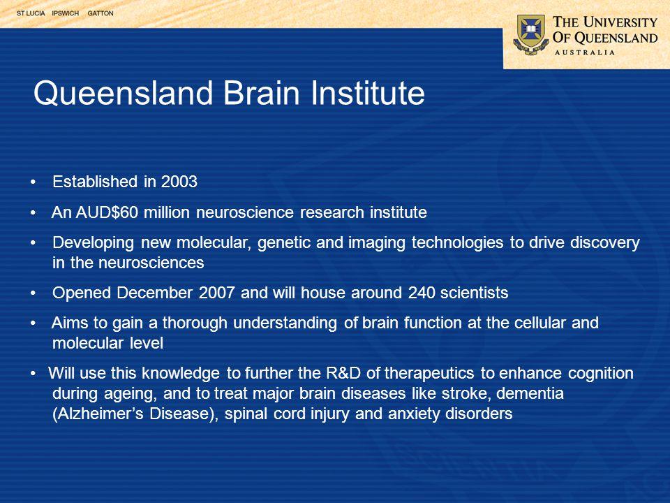Australian Institute for Bioengineering & Nanotechnology