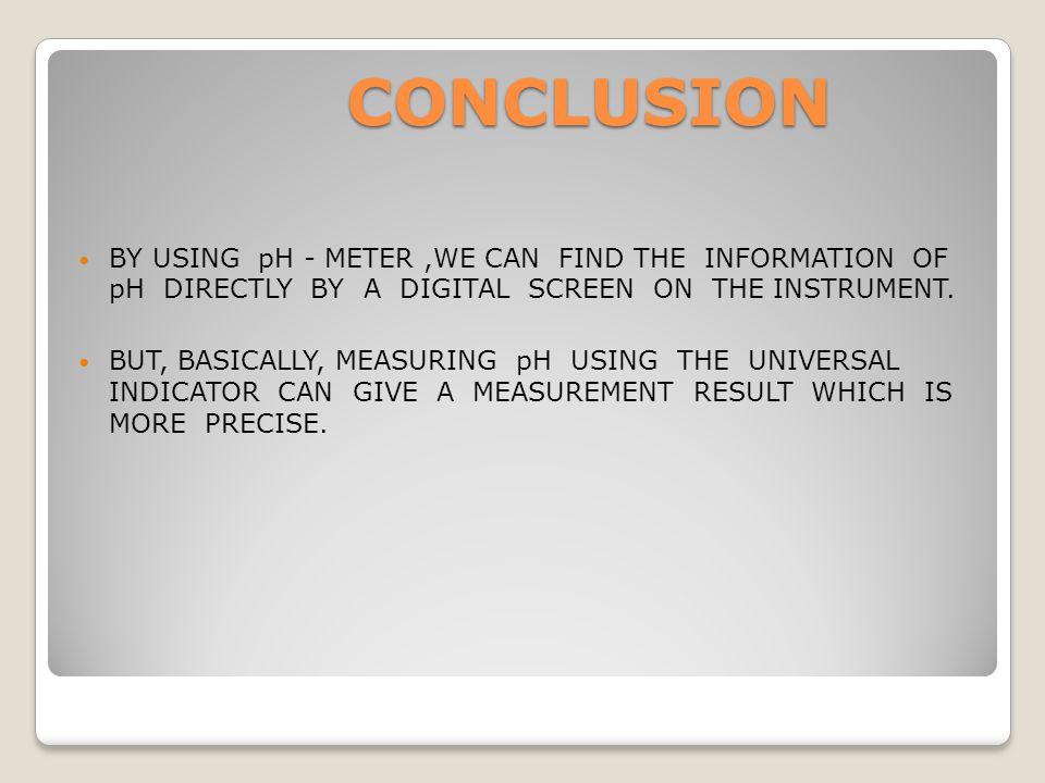 PROCESS SKILL  READING SCALE  MEASURING pH  INTERPRATE OF THE DATA