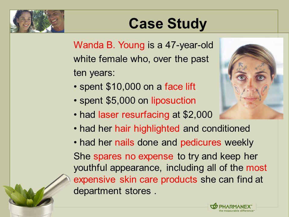 Still Wanda B.Young struggles.