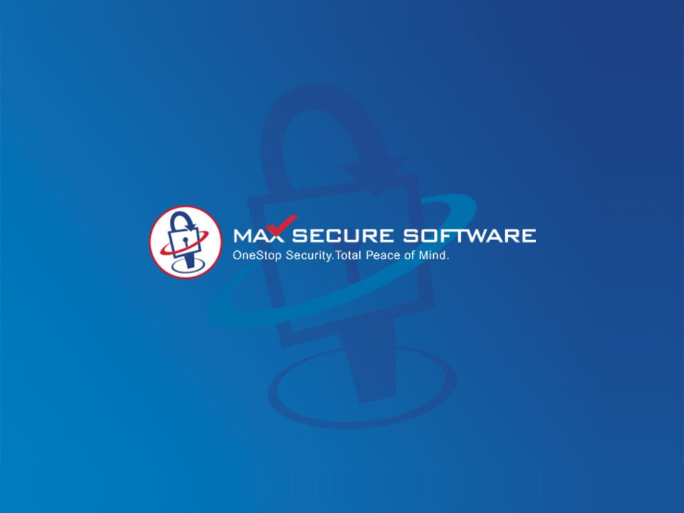 Max Secure Software founded in Jan 2003 develops innovative privacy, security, protection and performance solutions for Internet users.