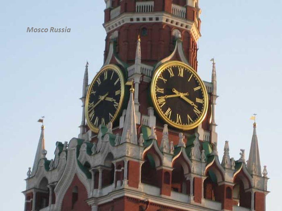 Mosco Russia