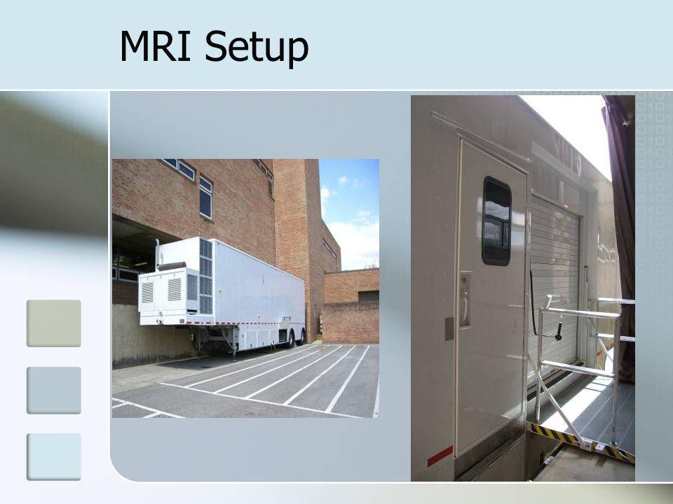 MRI Setup