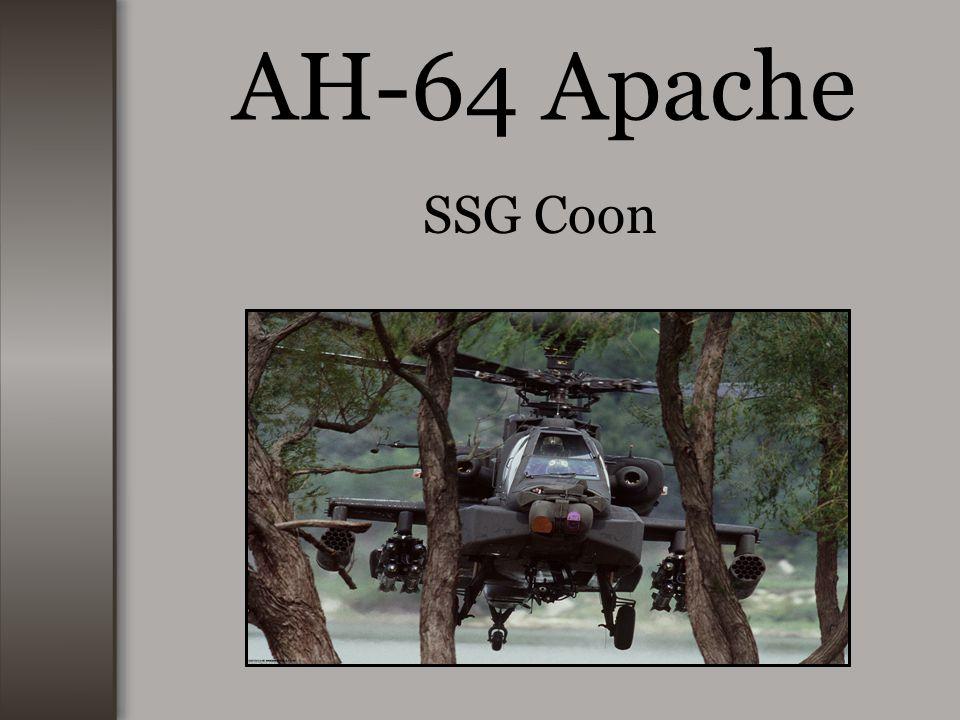 AH-64 Apache SSG Coon