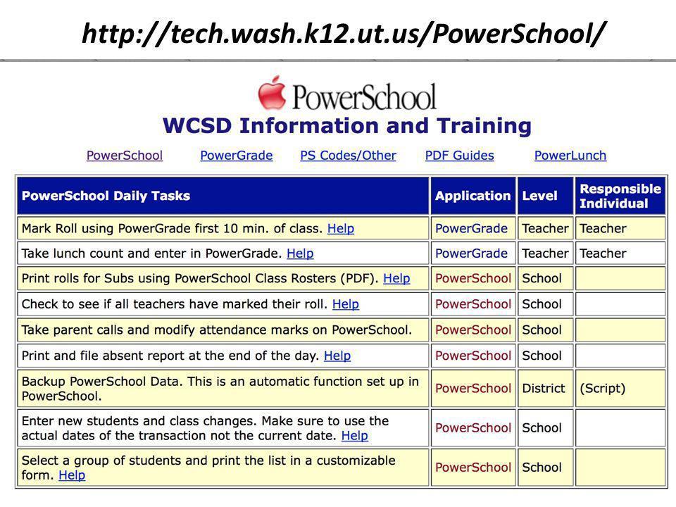 http://tech.wash.k12.ut.us/PowerSchool/