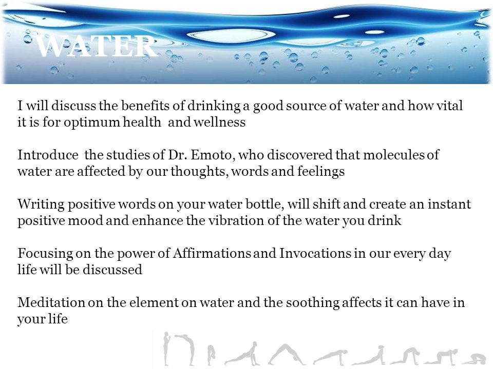 The importance of nutrition for wellness will be discussed and how the vibration and color of food affect us physically and mentally A guided meditation and visualization exercise on grounding our energy and feeling more connected to the earth and our surroundings with coworkers Introduce planting seeds and or create a garden or pot plant in your kitchen for relaxation I will walk you through an easy brain stem calming breathing exercise to practice in the office and at home for relaxation Sharing healthy recipes with employees will be a real treat EARTH