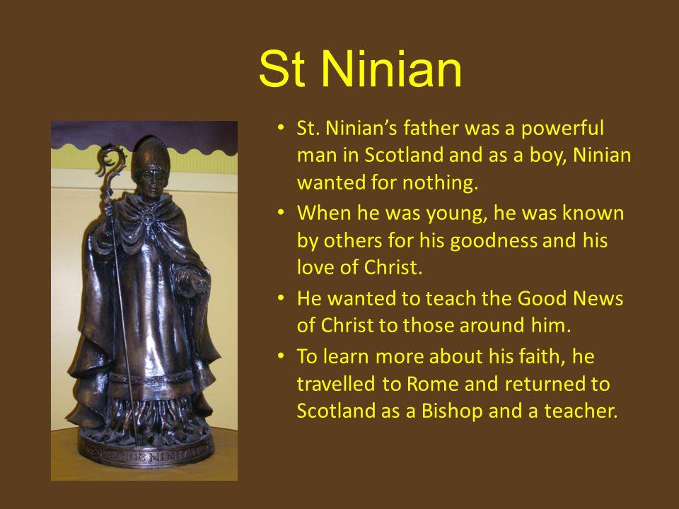 St Ninian St.