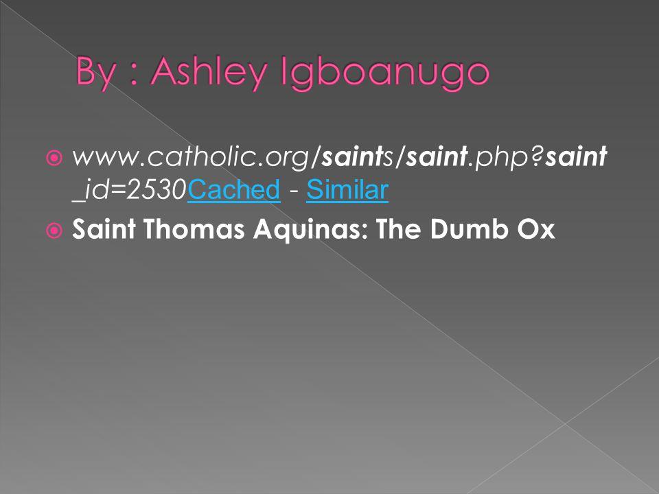  www.catholic.org/ saint s/ saint.php.