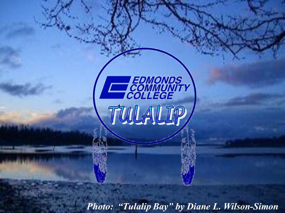"Photo: ""Tulalip Bay"" by Diane L. Wilson-Simon"