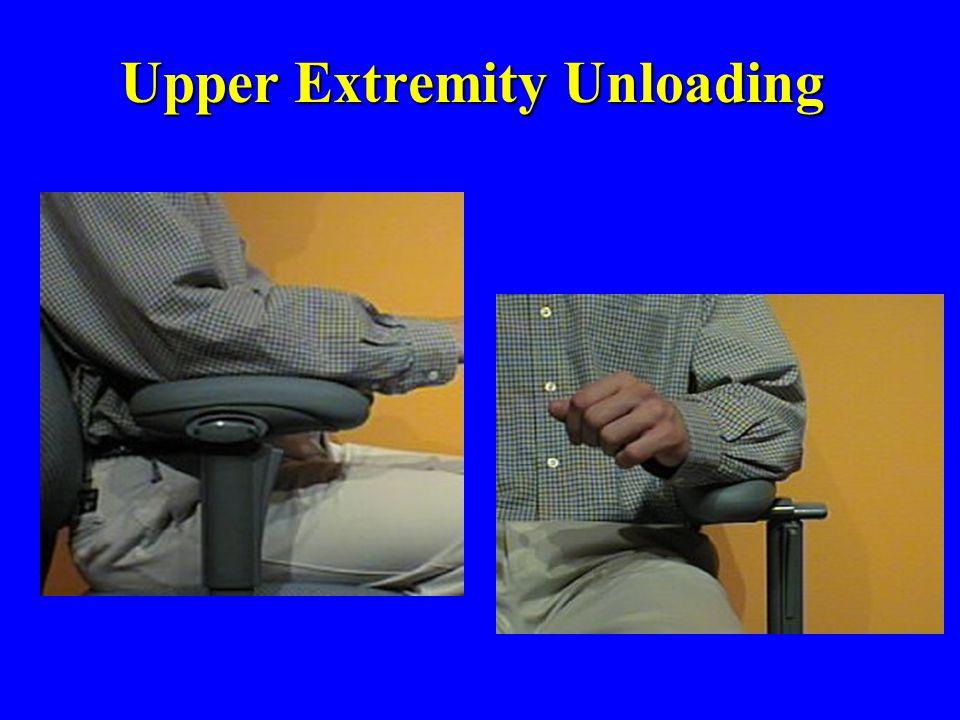 Upper Extremity Unloading