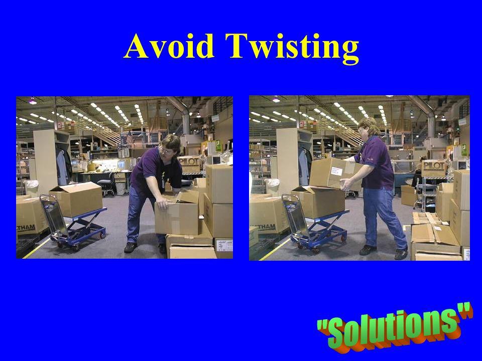 Avoid Twisting