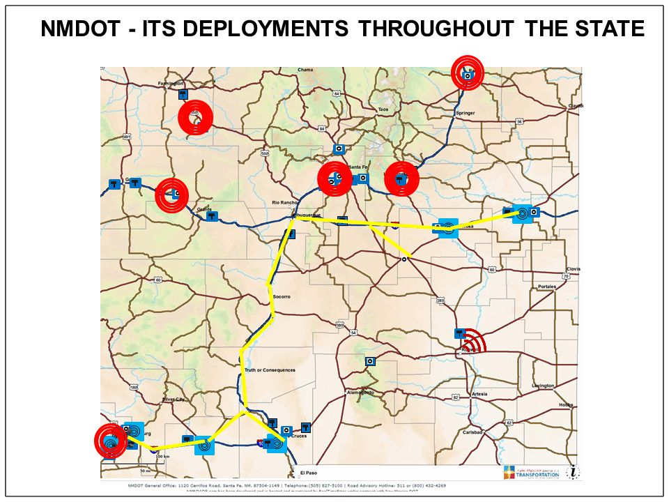 Development of Our Web-based Traveler Information System Nmroads CARS Nmroads ATIS 1.0 Nmroads ATIS 2.0 Nmroads ATIS 3.0
