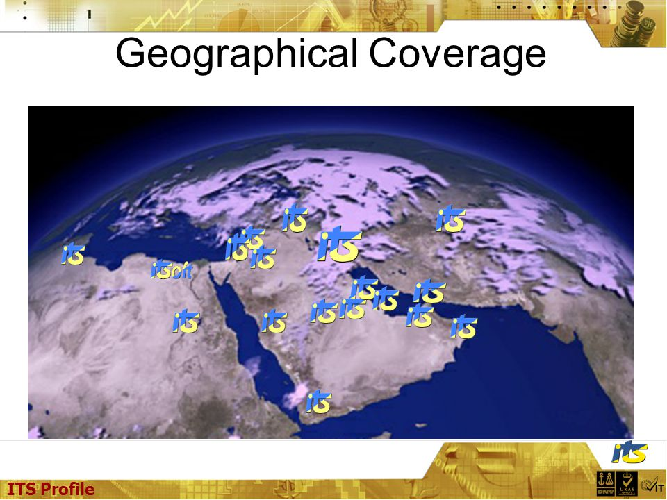 Geographical Coverage ITS Profile