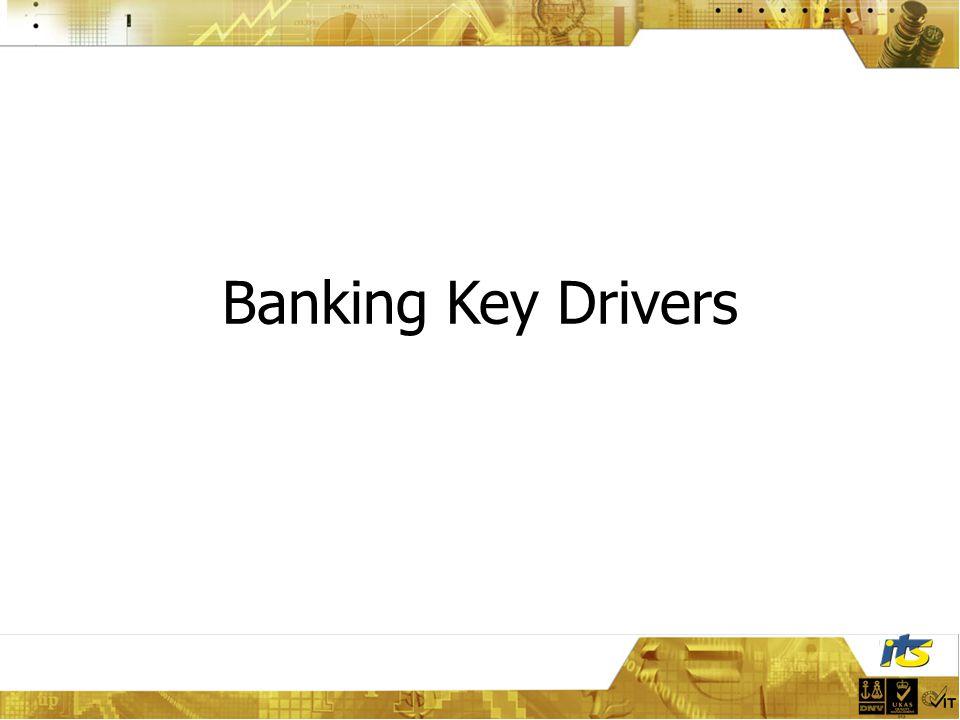 Banking Key Drivers