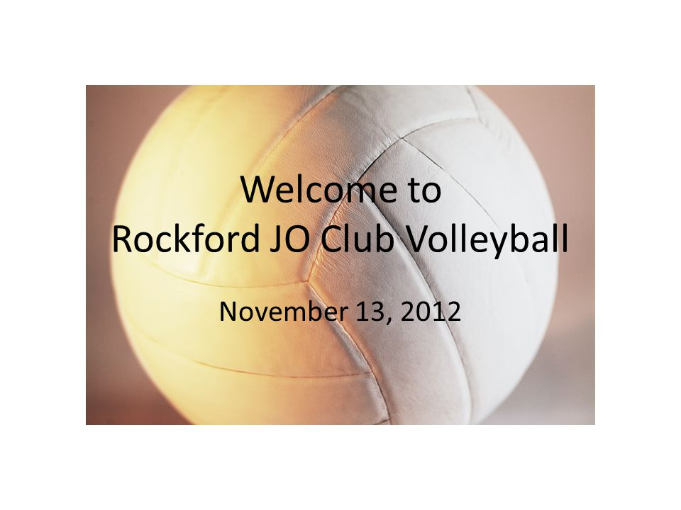 Practice Times & Location All practices will be held in the Rockford High School gym (enter through the Rockford Community Center) OR the Rockford Middle School gym (enter through the upper game entrance).