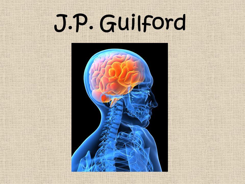 J.P. Guilford