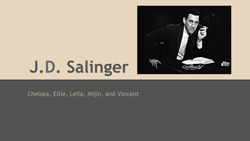 WWII's effect on Salinger's writing Salinger was drafted into WWII in 1942 Salinger was a soldier in their air corps during WWII Salinger also served as an interrogator as he spoke italian and french.