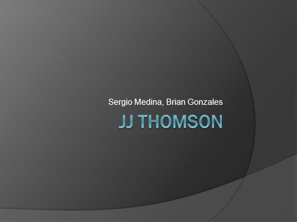 Sergio Medina, Brian Gonzales