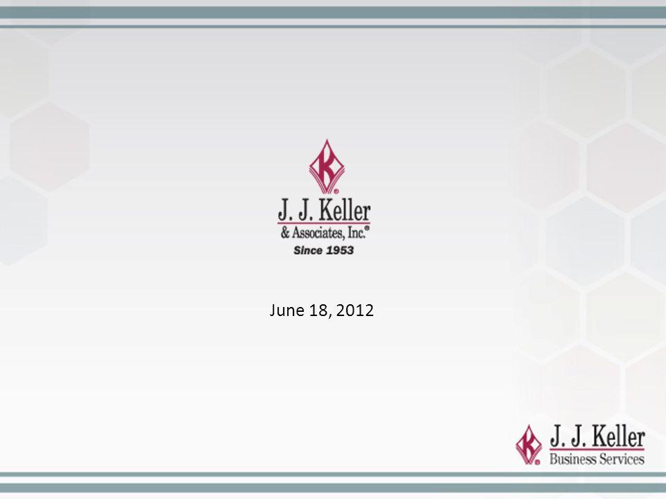 June 18, 2012