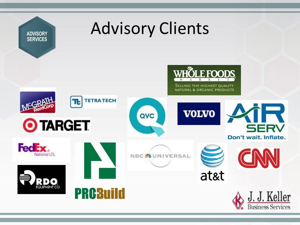 Advisory Clients