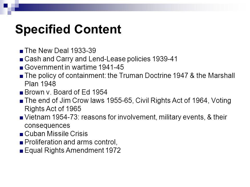ELP Civil Rights Movement