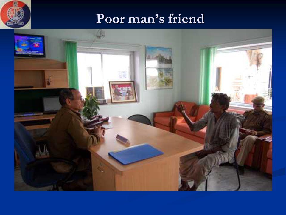 Poor man's friend