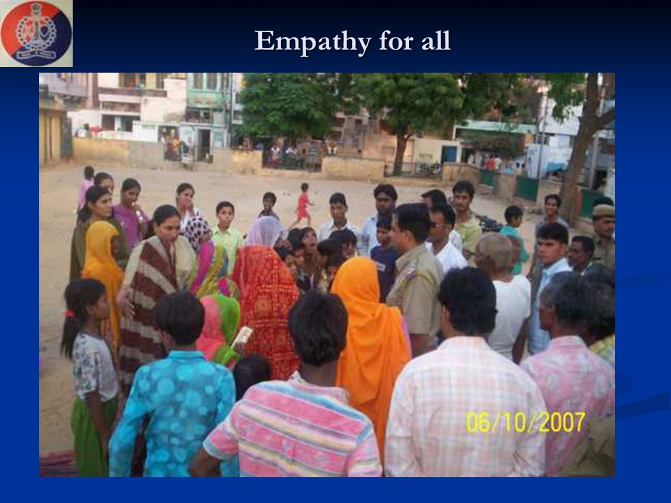 Empathy for all