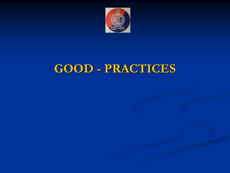 GOOD - PRACTICES