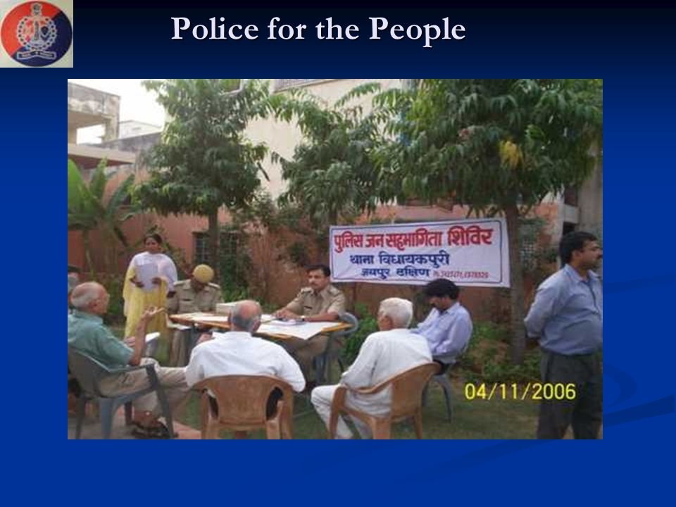 Police for the People