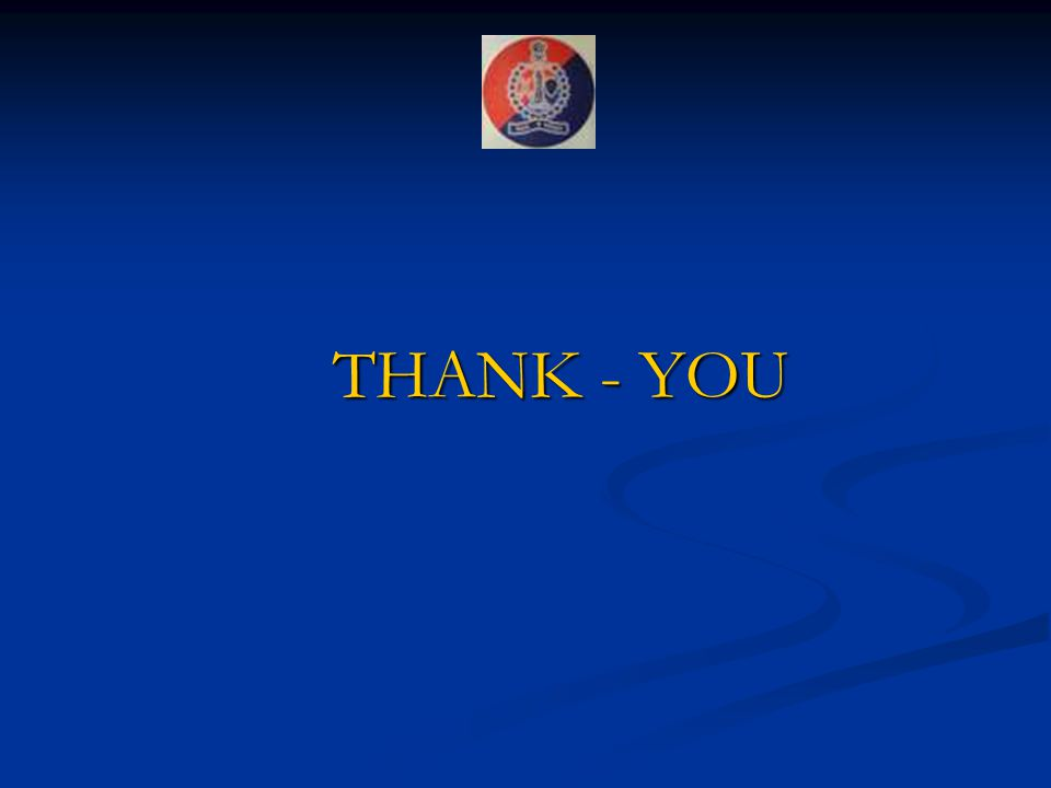 THANK - YOU THANK - YOU