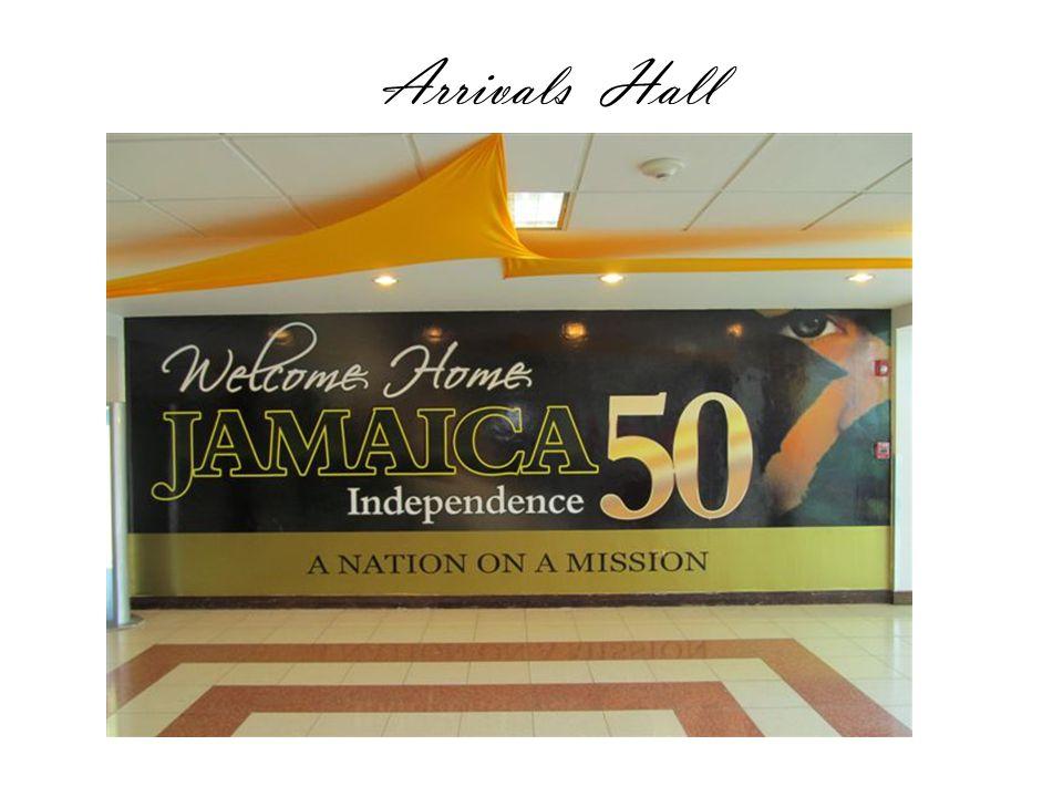 Arrivals Hall