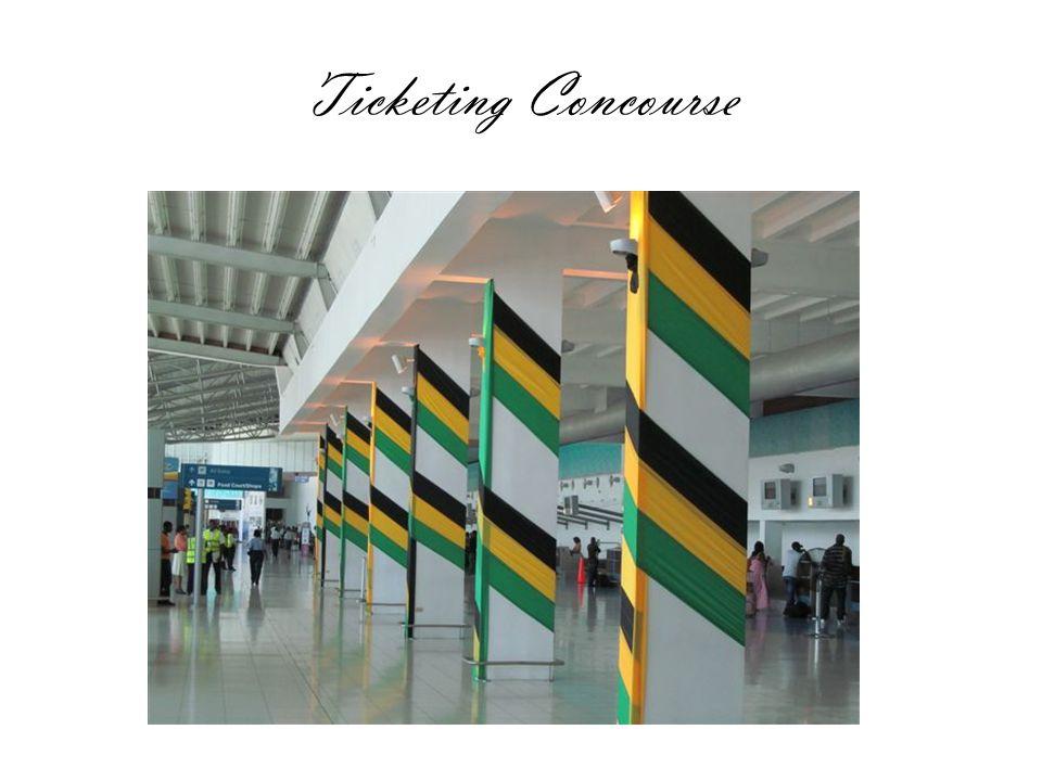 Ticketing Concourse