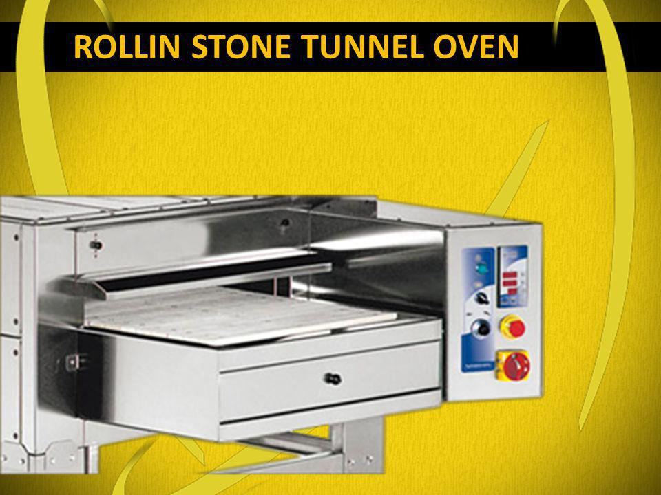 THE FASTEST CONVEYOR OVEN IN THE WORLD