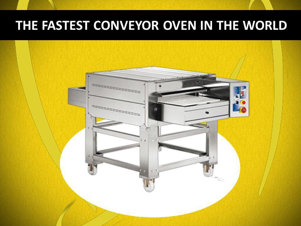 Rollin Stone Features Modular and stackable tunnel oven in stainless steel.