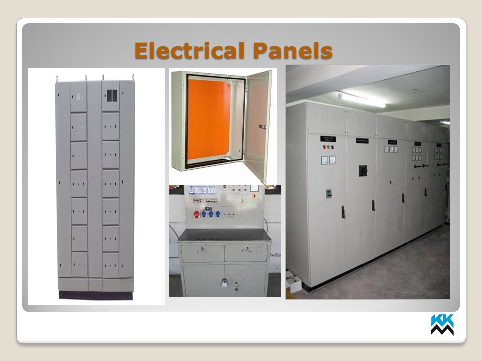 Electrical Panels Electrical Panels