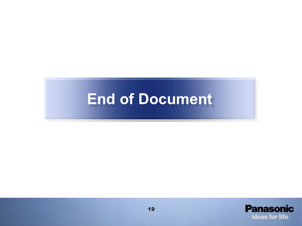 19 End of Document