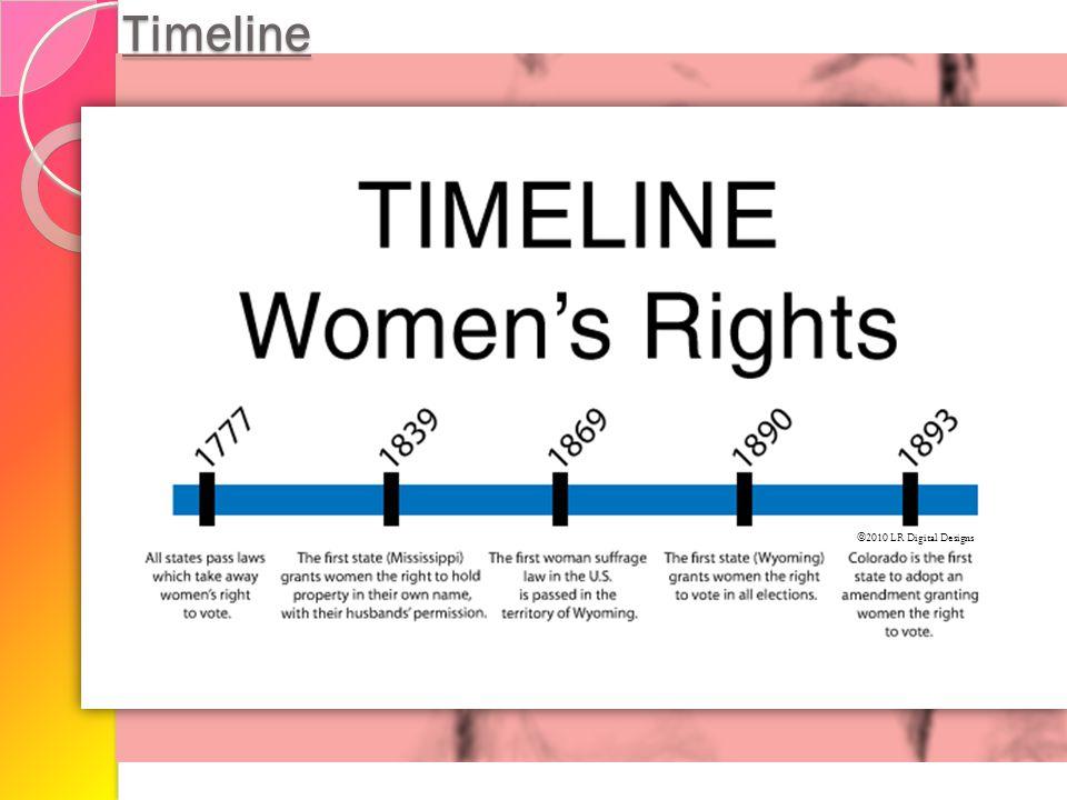 Timeline ©2010 LR Digital Designs