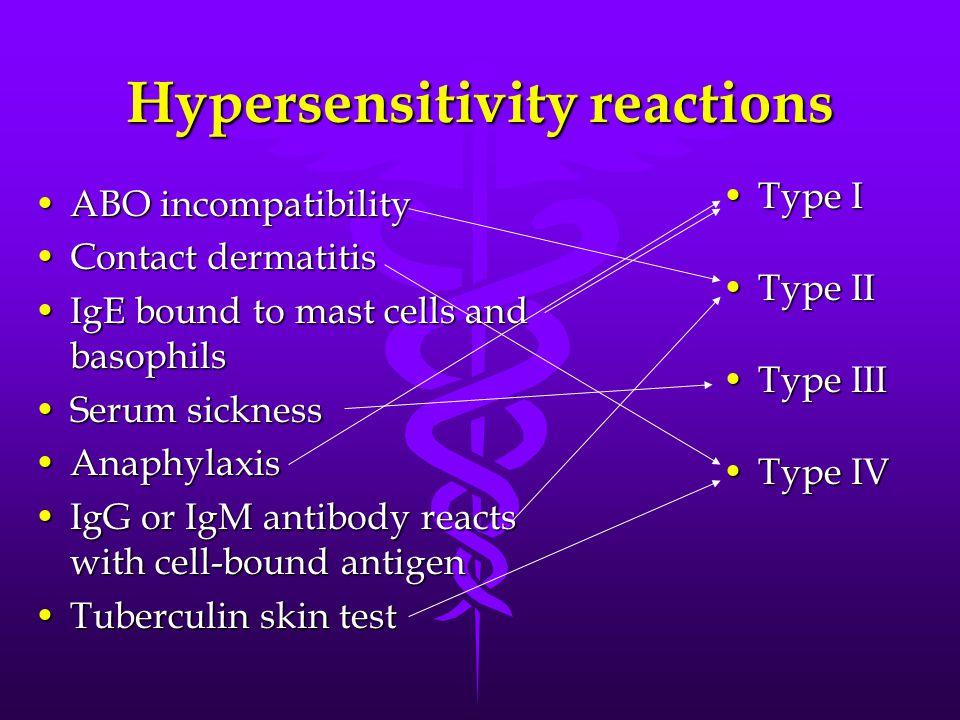 Immunosuppression